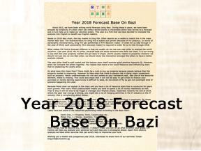 Feng Shui Article | Chinese Zodiac | Bazi Articles | Ziwei